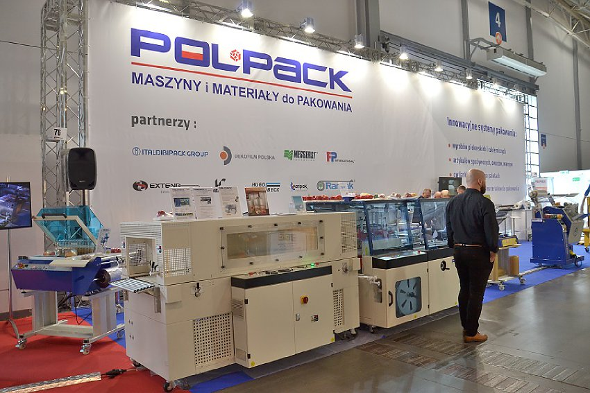 Polagra Tech oraz Pakfood 2017
