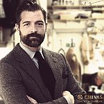 CHIVAS REGAL MADE FOR GENTLEMEN BY PATRICK GRANT