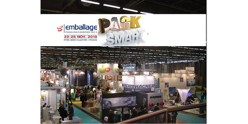 EMBALLAGE 2010, Pack Smart!