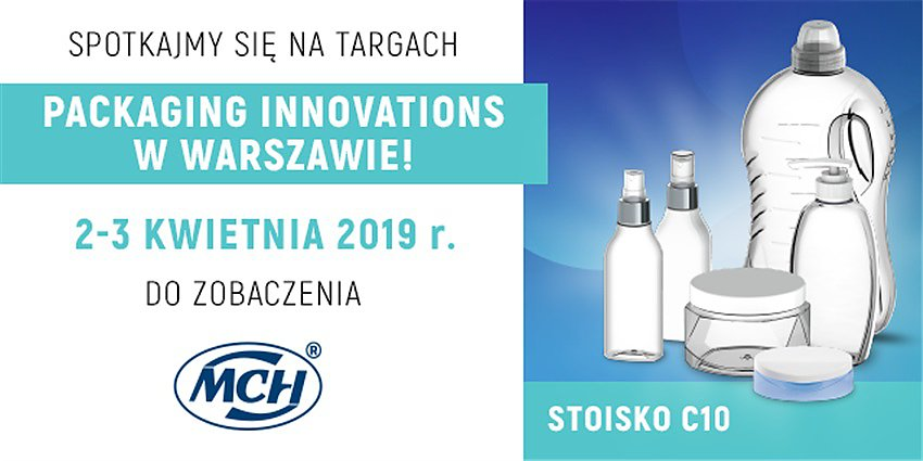 Masterchem na targach Packaging Innovations