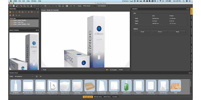 Creative Edge Software wprowadza iC3D 6.0
