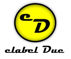Elabel Due - logo