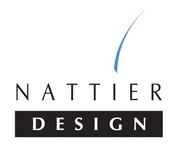 NATTIER DESIGN - logo