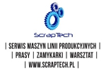Scrap-tech Paweł Gniech logo