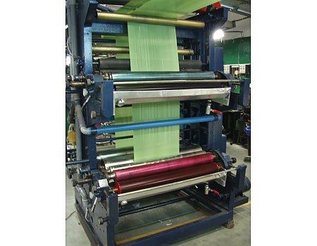 Zaawansowane Sprzedam drukarka fleksograficzna w linii 4 kolory szer.1000 id GV13