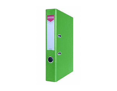 Segregator GREEN OFFICE A4/50mm zielony (5901498064954)