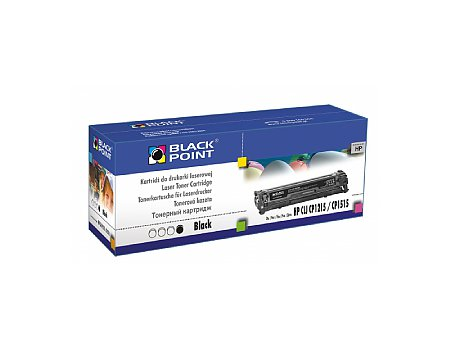 Toner BLACK POINT HP CB540A nr 125A czarny (5907625613125)