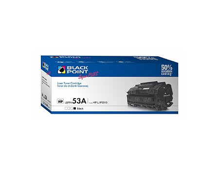 Toner BLACK POINT HP Q7553A nr 53A czarny (5907625611213)