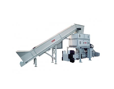 HSM Duo Shredder 5750